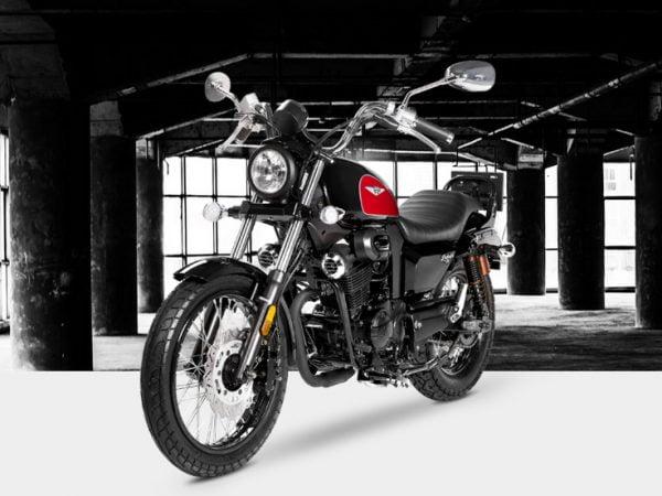 moto Macbor Rockster
