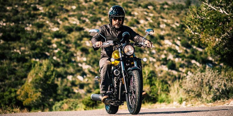 Rockster Flat 125 valencia