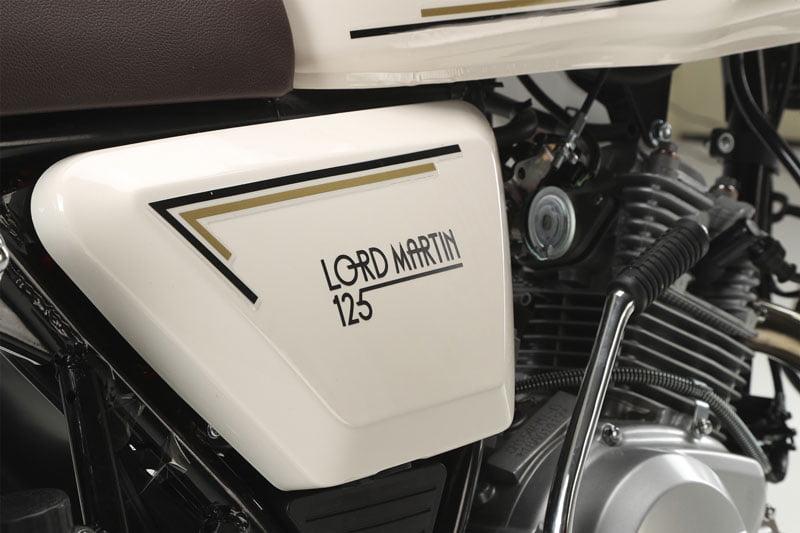Macbor Lord Martin 125