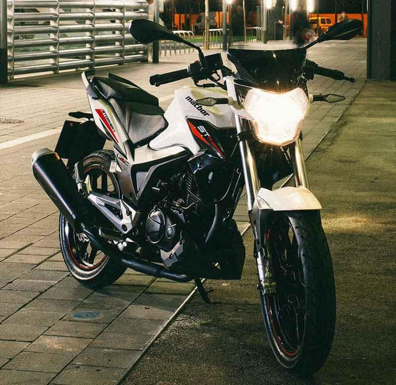 Macbor Stormer R 125
