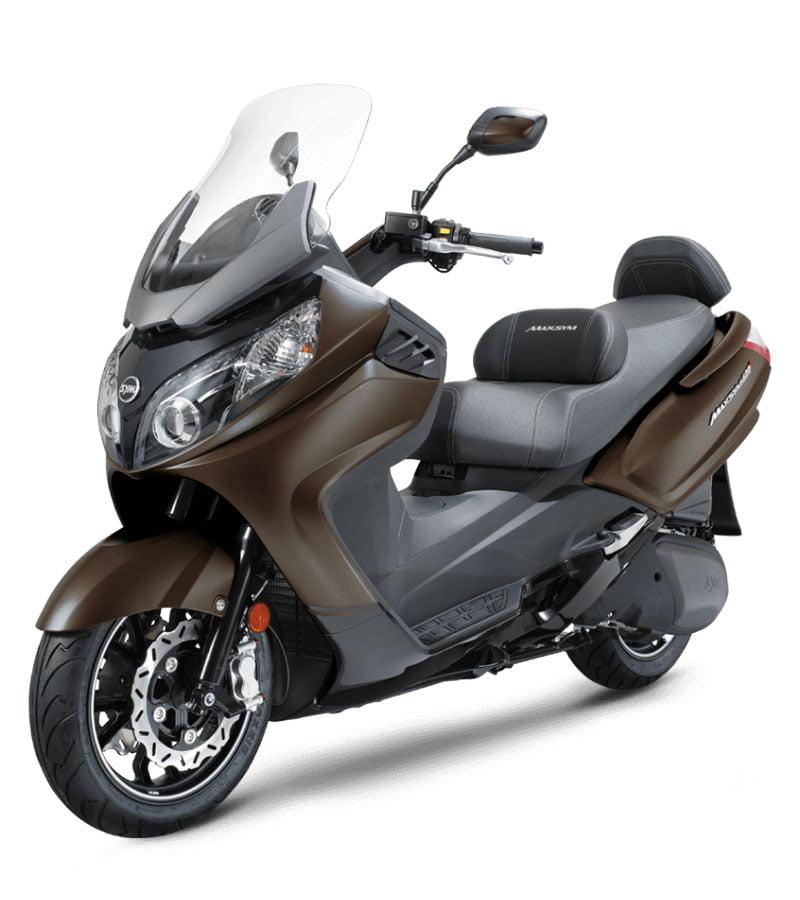 SYM Maxsym 600 Valencia